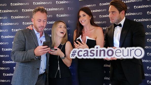 Casino Euro Celebrity Collaborations