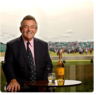 Tony Jacklin CBE - Endorsements