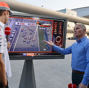 Johnny Herbert TV