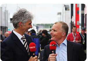 Johnny Herbert - Profile Managament