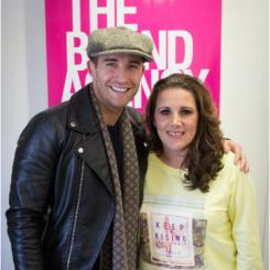 Jay James & Sam Bailey