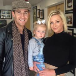 Jay James & Victoria Picton